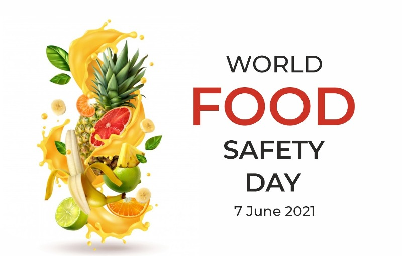 World food safety day.